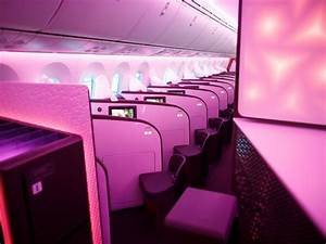 Photos  Virgin Atlantic Gives First Look Inside Its New