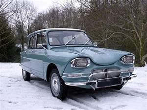 Citroën Ami 6 : 1962 citroen ami 6 information and photos momentcar ~ Medecine-chirurgie-esthetiques.com Avis de Voitures