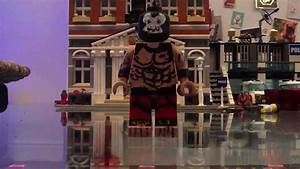 Lego batman custom bane. - YouTube