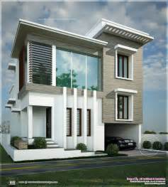 contemporary modern house 2450 square contemporary modern home kerala home design and floor plans