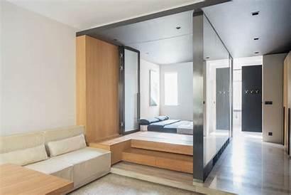 Apartment Shanghai Bedroom Office Tiny Studio Folded