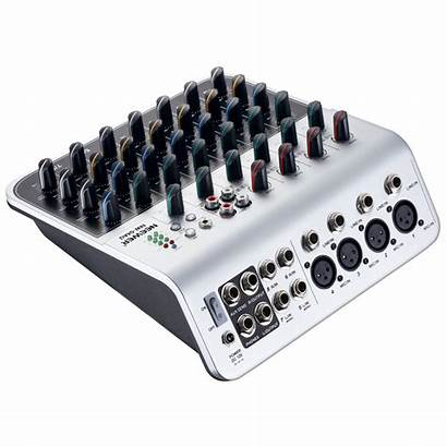Mixer Input Line Stereo Channel Mini Output