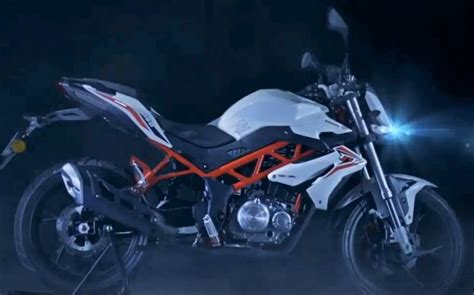 Modification Benelli X 150 by New Benelli Tnt 150 Unveiled