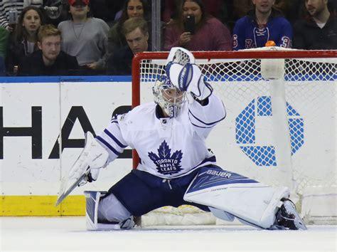 goalie nods andersen   leafs prohockeytalk