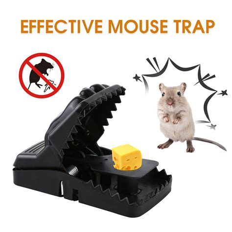 Mouse Trap, Snap Rat Trap That Work Outdoor or Indoor ...