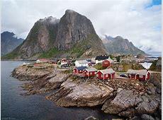 Pescadores de Noruega