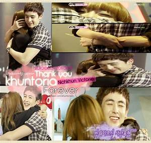 "My Tiny World: KHUNTORIA ""We Got Married"" 1 Year and 3 Months"