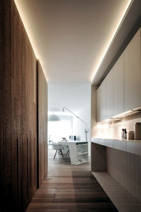 lighting apartment no ceiling lights modern apartment in a narrow zone but with a stylish
