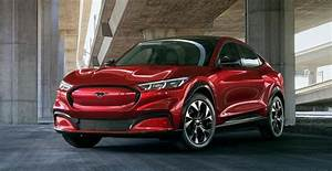 FORD MUSTANG EXPANDS FAMILY: ALL-ELECTRIC MUSTANG MACH-E DELIVERS POWER, STYLE AND FREEDOM FOR ...