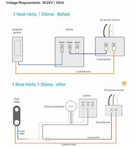 Doorbell Chime Stopped Working After Installing Nest Video