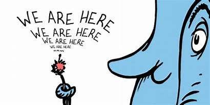 Horton Hears Quotes Hear Idea Graphic Seuss