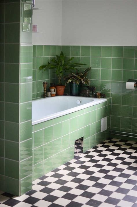 green tile bathroom ideas best 25 green tiles ideas on green kitchen