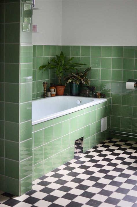 ideas  green tiles  pinterest green
