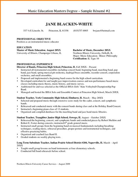 Masters Resume Format by 10 Resume Masters Student Inventory Count Sheet