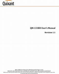 Quixant Plc Branch Qm