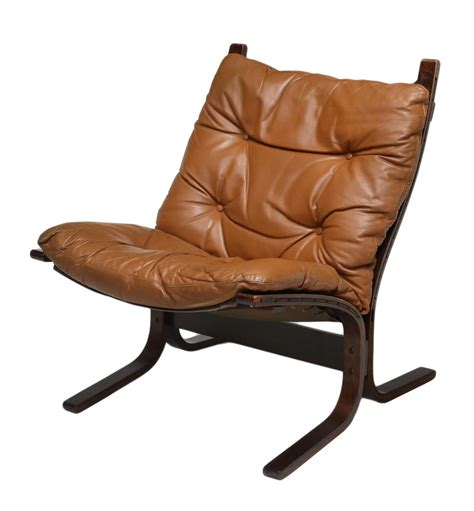 modern leather cushioned sling chair magnificent