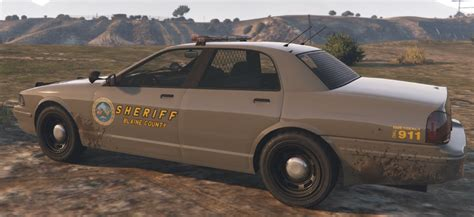 Realistic Lspd Police Car Skins