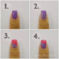 Easy nail polish designs at home trend manicure ideas in