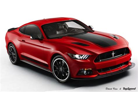 Ford Mustang 2016  Price, Specs, Review  All In All News