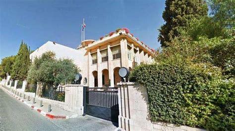 Consolato Gerusalemme - gerusalemme arrestato impiegato consolato francese per