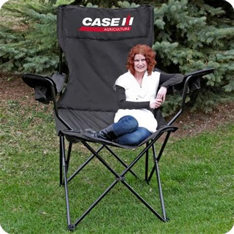 Kingpin Folding Travel Chair With Canopy by Cpi Promotions