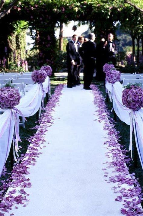 17 Best Ideas About Purple Outdoor Weddings On Pinterest