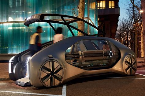 Renault Ez-go Concept Car News Pictures Specs Geneva Motor