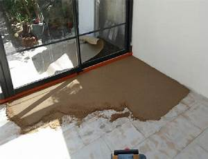 Revetement de sol resine epoxy et polyurethane applic for Revetement de sol resine sur carrelage