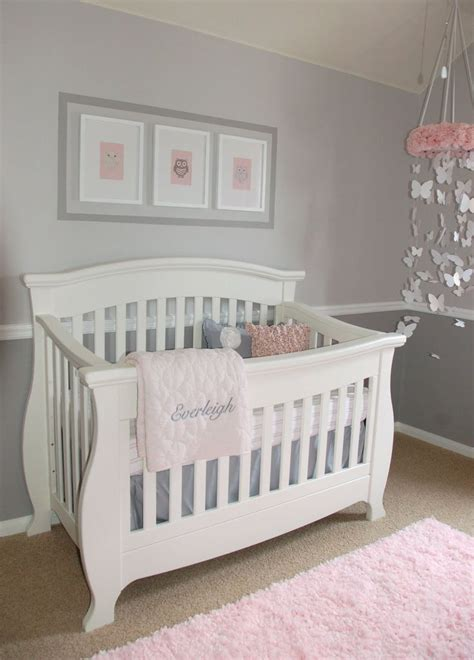 articles with pink and gray baby room decor tag gray baby