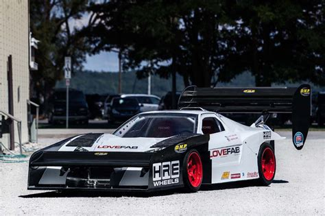 acura nsx pikes peak racer  lovefab top speed