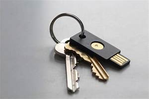 How to turn a pen drive into a security key for your ...
