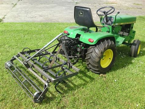 garden implements 17 best images about jd 140 s on pinterest gardens john deere and models