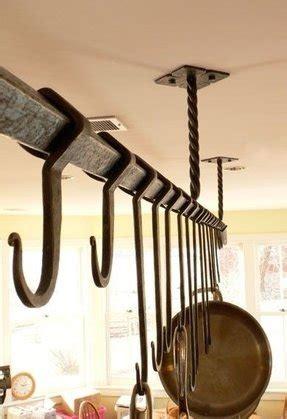 wrought iron pot rack hooks ideas  foter