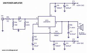 Power Amplifier 2000 Watt