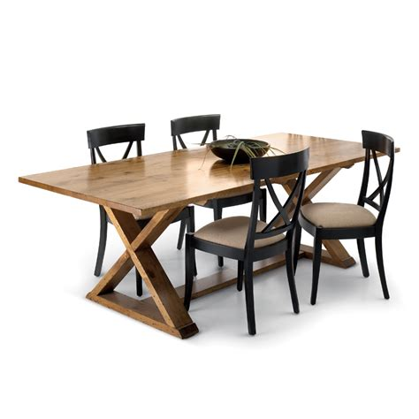x base dining table x base dining table solid wood table woodcraft
