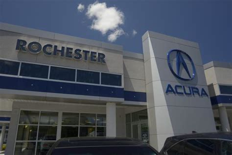 Acura Of Rochester Ny by Garber Acura Of Rochester Car Dealership In Rochester Ny