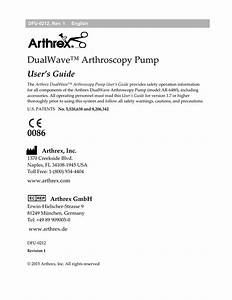 Dualwave U2122 Arthroscopy Pump