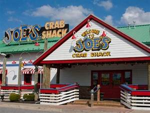 JOE'S CRAB SHACK HOURS | Joe's Crab Shack Operating Hours