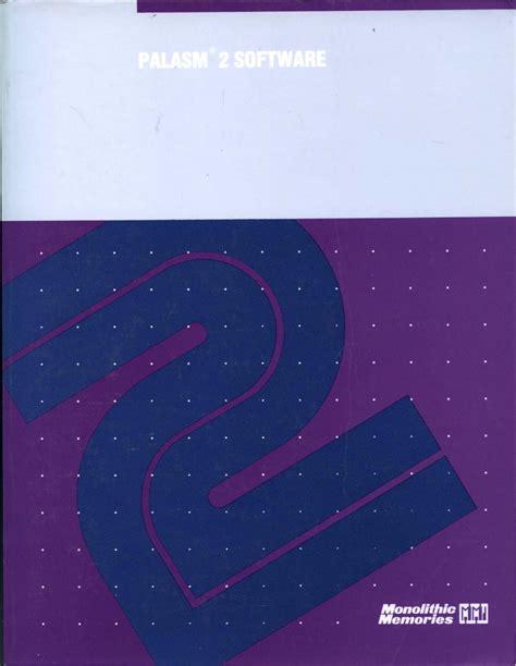 palasmsoftwarejul palasm  software jul