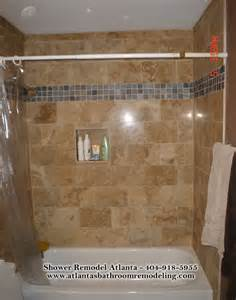 shower travertine seat