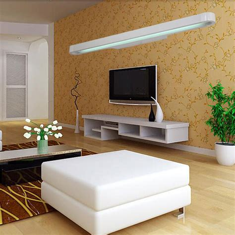 rectangle straightedge led wall ls creative nordic
