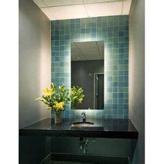 led lights behind bathroom mirror led home lighting on pinterest led kitchen lighting and