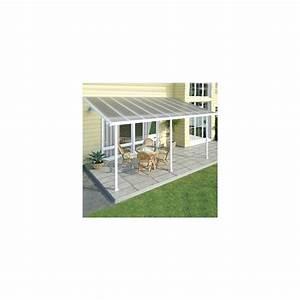 Toit Terrasse Aluminium : toit terrasse aluminium aurore 5400 avanc e 3m plantes ~ Edinachiropracticcenter.com Idées de Décoration