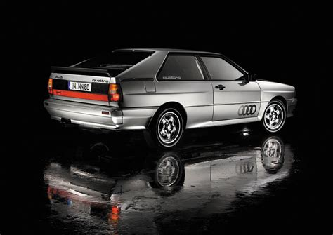 1980 Audi Quattro Owned By Le Mans Winner
