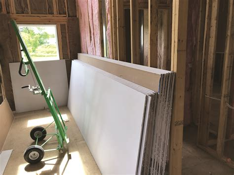 drywall hanging  jlc