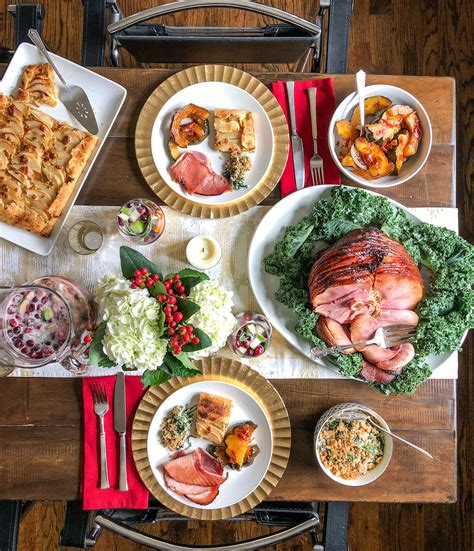 Other types of poultry, roast beef, or ham are also used. Christmas Dinner Menu Ideas - Plan a Memorable Meal for ...