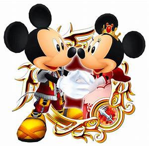 Mickey Und Minnie Mouse : mickey minnie mouse kingdom hearts unchained wiki ~ Eleganceandgraceweddings.com Haus und Dekorationen