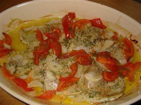 cuisiner truite recette de filets de poisson au four la recette facile