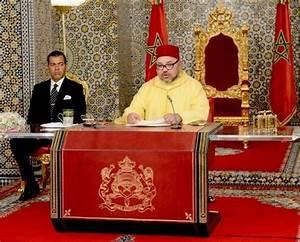 Le Roi Du Maroc Mohammed Vi S U2019en Prend Aux Djihadistes