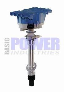 Distributor For Marine Power Gm Vortec Lh V8 Mpi Efi Side